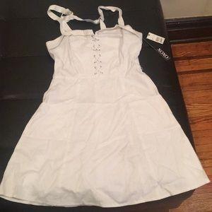 White XO dress jumper